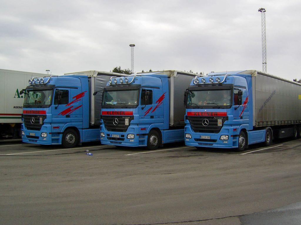 Transportunternehmen Kleiner